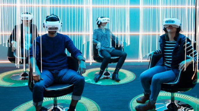 Une nouvelle attraction culturelle permet de visiter Paris en réalité virtuelle