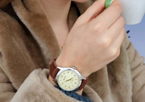 Kelton, la montre néo-rétro