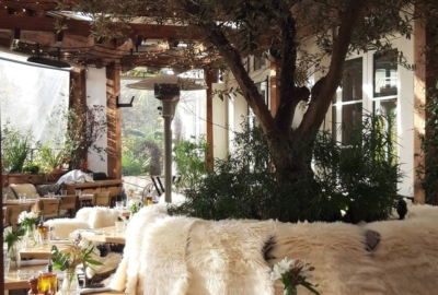 La Folie d'Auteuil : un chalet d'hiver sur un rooftop en plein Paris