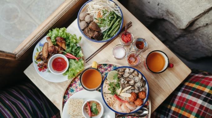 5 bath, le nouveau resto 100% nouilles thaï