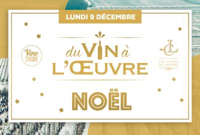 Vinochromie : du vin à l'oeuvre dans les caves du Louvre