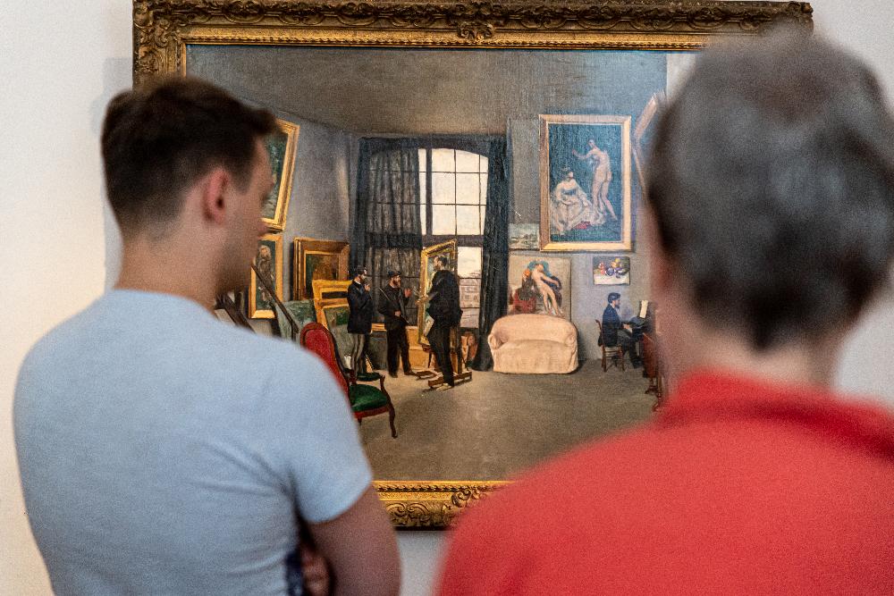Des Mots & des Arts: visites thématiques dans la capitale