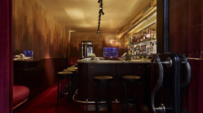 Dragon, le nouveau bar à cocktails germanopratin de Cyril Lignac