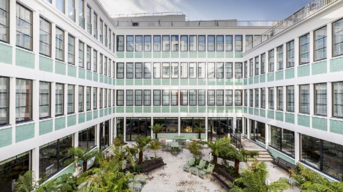 Le Grand Quartier, nouveau lieu de vie pluridisciplinaire à deux pas du Canal Saint-Martin