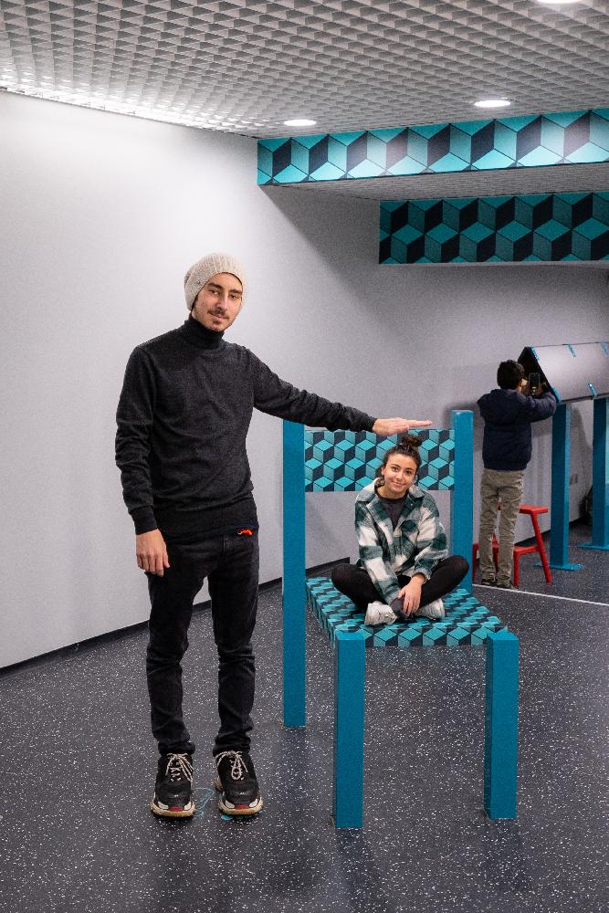 Le Musée de l'Illusion ouvre ses portes à Paris