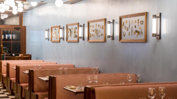 Rosie, la brasserie qui rend hommage à la tradition culinaire francaise