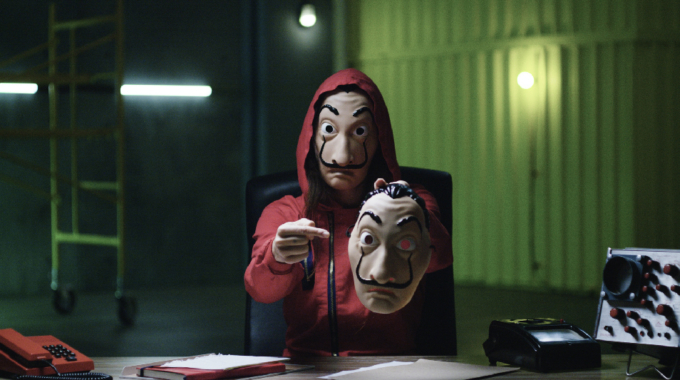 L'escape game tiré de La Casa de Papel débarque à Paris