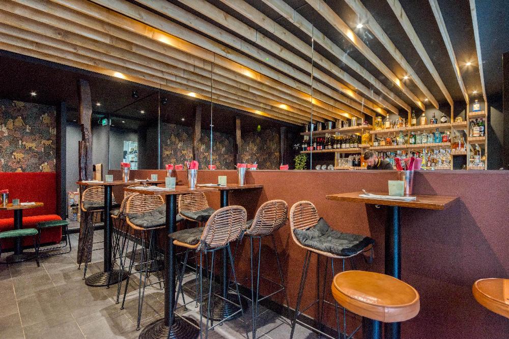 La buvette des Batignolles : cocktails et produits du terroir