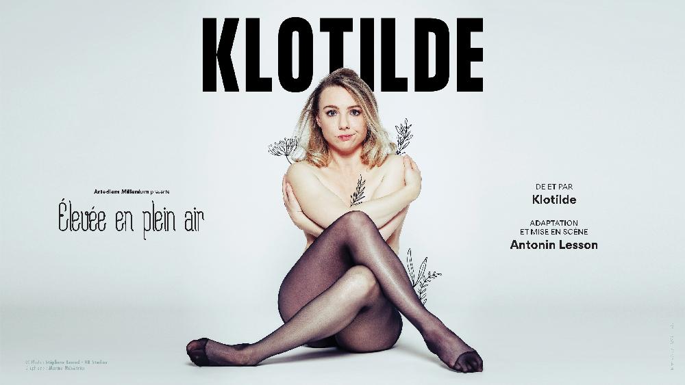 Klotilde, élevée en plein air à la Divine Comédie