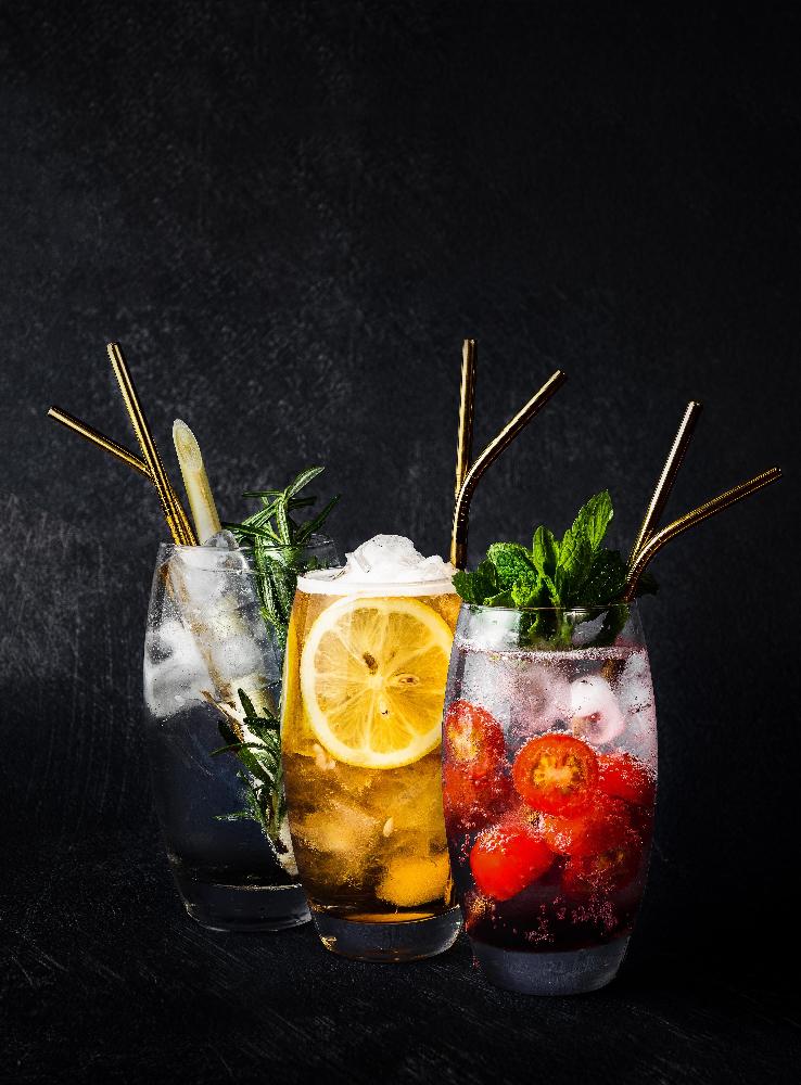 Quatre cocktails faciles à réaliser à la maison